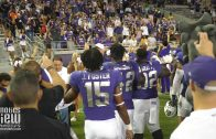 TCU Horned Frogs 'Fight Song' After 2019 Season Opening Victory