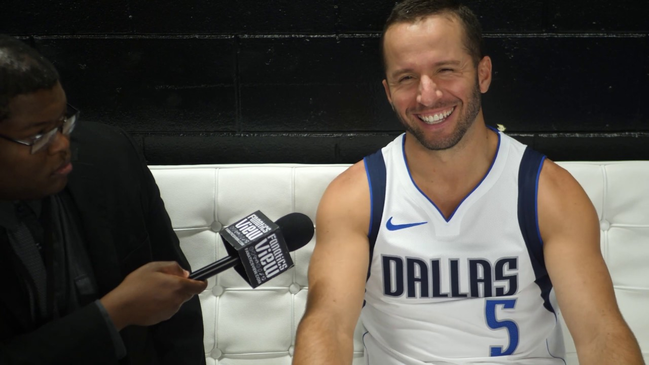 JJ Barea on Achilles Recovery, Carmelo Anthony, Luka in Year 2 & Kristaps Porzingis (FV EXCLUSIVE)