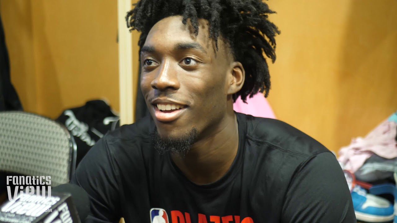 Nassir Little reflects on his NBA Debut, Connection to Vince Carter, Damian Lillard and more