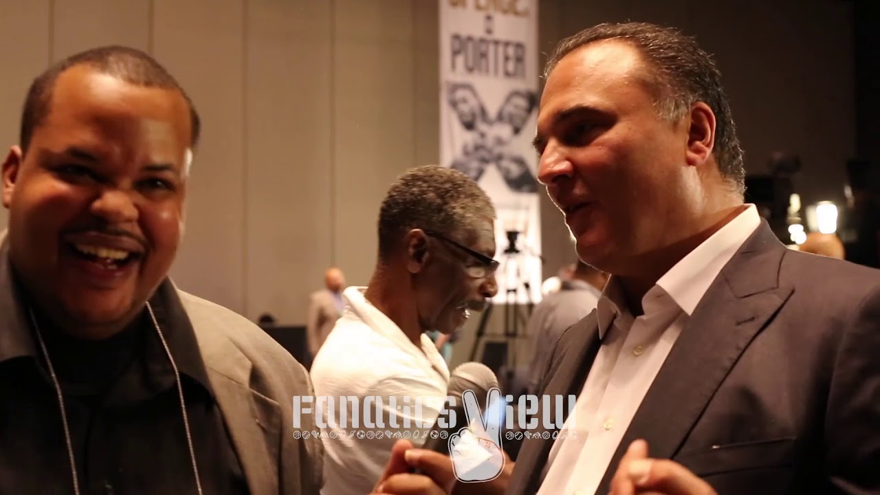 Richard Schaefer calls Deontay Wilder 'The true heavyweight champion of the world.' (FV Exclusive)