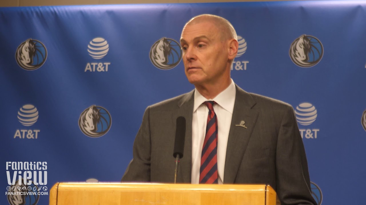 Rick Carlisle speaks on the Portland Trail Blazers' late game challenge, the Mavericks' loss and improving from the Free Throw line