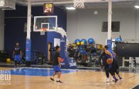 Seth Curry Puts In Shooting Work At Mavericks Final Preseason Practice