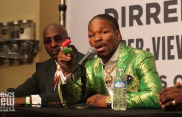 Shawn Porter on Errol Spence loss: 'I can't hang my head.'