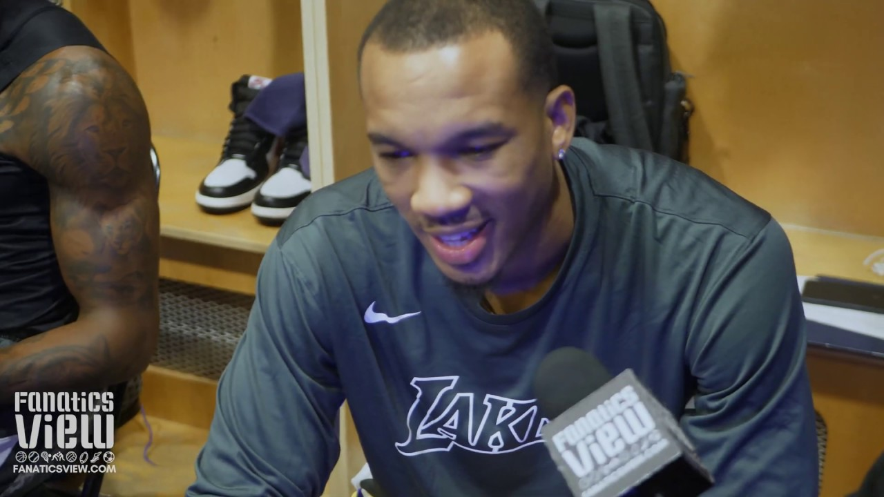 Avery Bradley on Celtics vs. Lakers Talent, Luka Doncic & Jamal Crawford Unsigned (FV EXCLUSIVE)