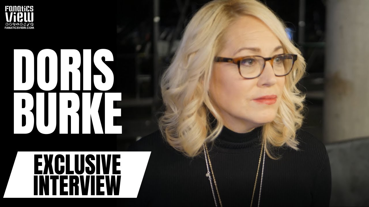 Doris Burke on Luka Doncic, Kristaps Porzingis, Lakers, Warriors & WNBA Marketing Issues (EXCLUSIVE)