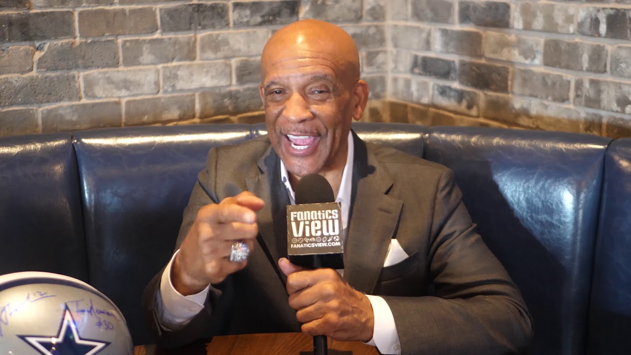 Drew Pearson on His Viral 2017 NFL Draft Moment with Eagles Fans (FV Exclusive)