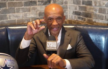 Drew Pearson talks about Dak Prescott, NFL Draft in Philadelphia, Dallas Cowboys' Super Bowl Chances and the Hall of Fame