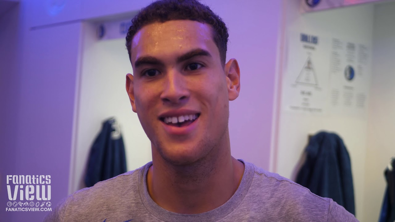 Dwight Powell Discusses Vince Carter Legacy, Kristaps Prozingis Improvement & More