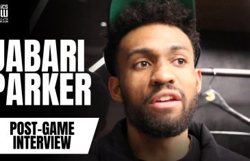 Jabari Parker speaks on Atlanta Hawks chemistry, loss to Toronto & Hawks' 6 game losing streak
