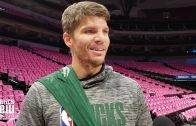 Kyle Korver on Giannis Antetokounmpo's 3-Pointer, Luka Doncic, Kristaps Porzingis, Carmelo Anthony and Jamal Crawford being unsigned