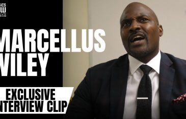 Marcellus Wiley on Dangers of Growing Up in Compton and Valuing his Education over Football