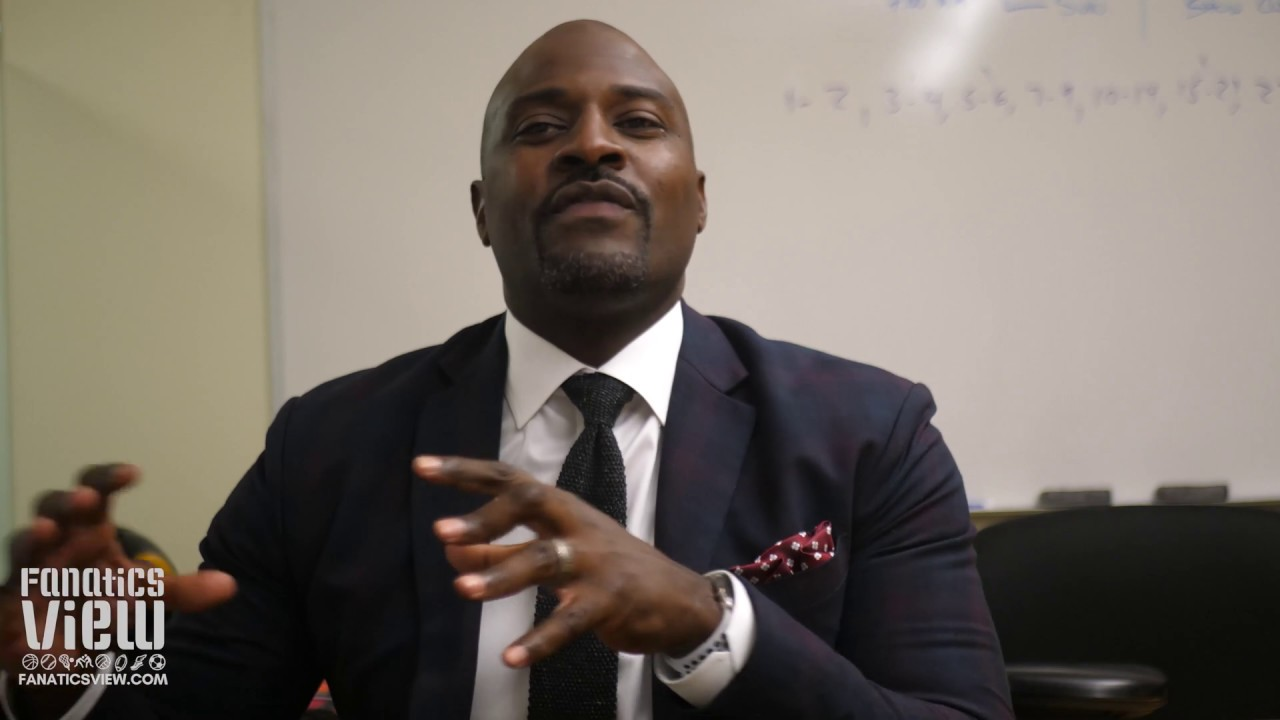 Marcellus Wiley speaks on Antonio Brown Saga in Oakland & New England & Brown's NFL Future