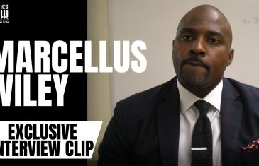 Marcellus Wiley talks about his Clippers Fandom, Clippers vs. Lakers & Gary Payton's Challenge to Patrick Beverley