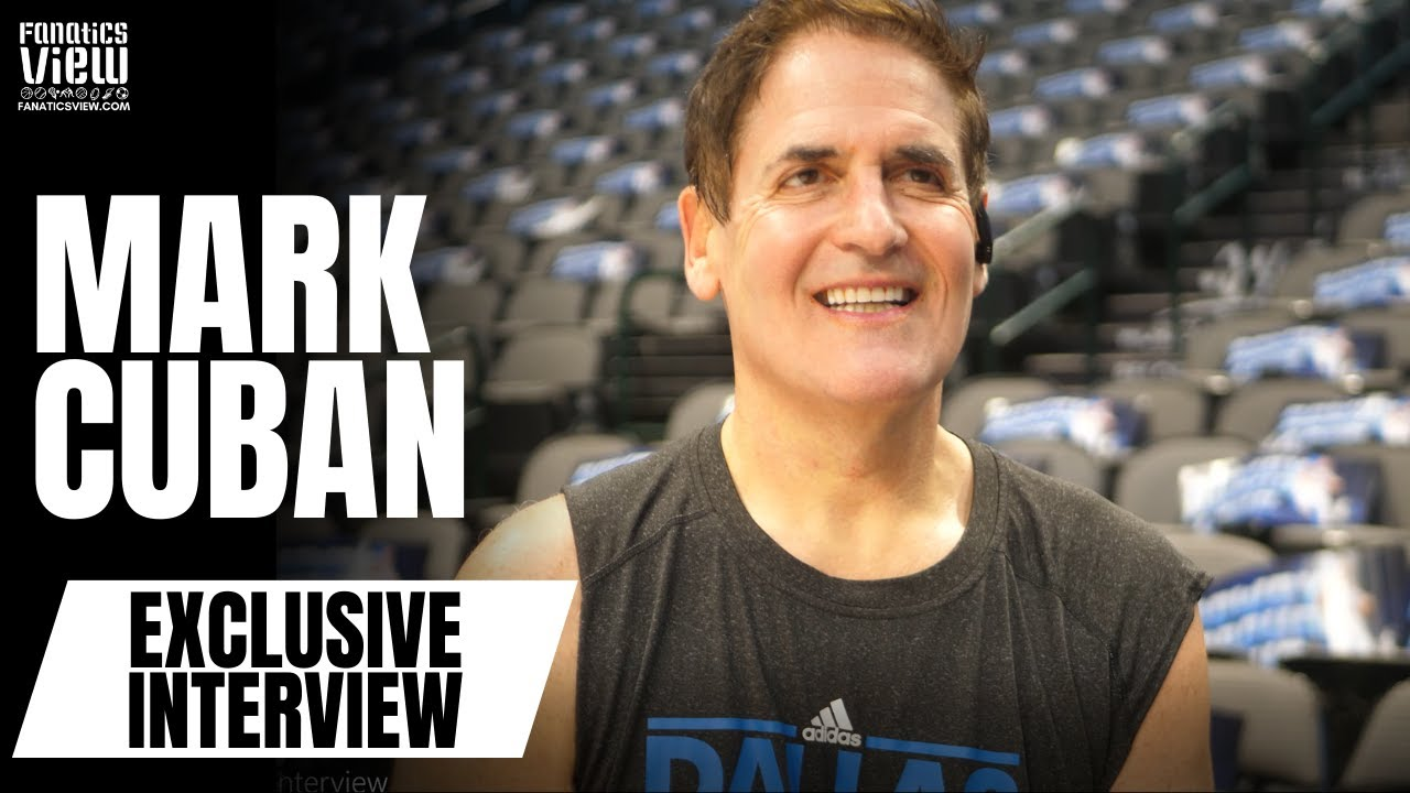Mark Cuban Gives His Take On LeBron James, Brandon Roy Almost Coming To Dallas & More Mavericks Insight (Exclusive)
