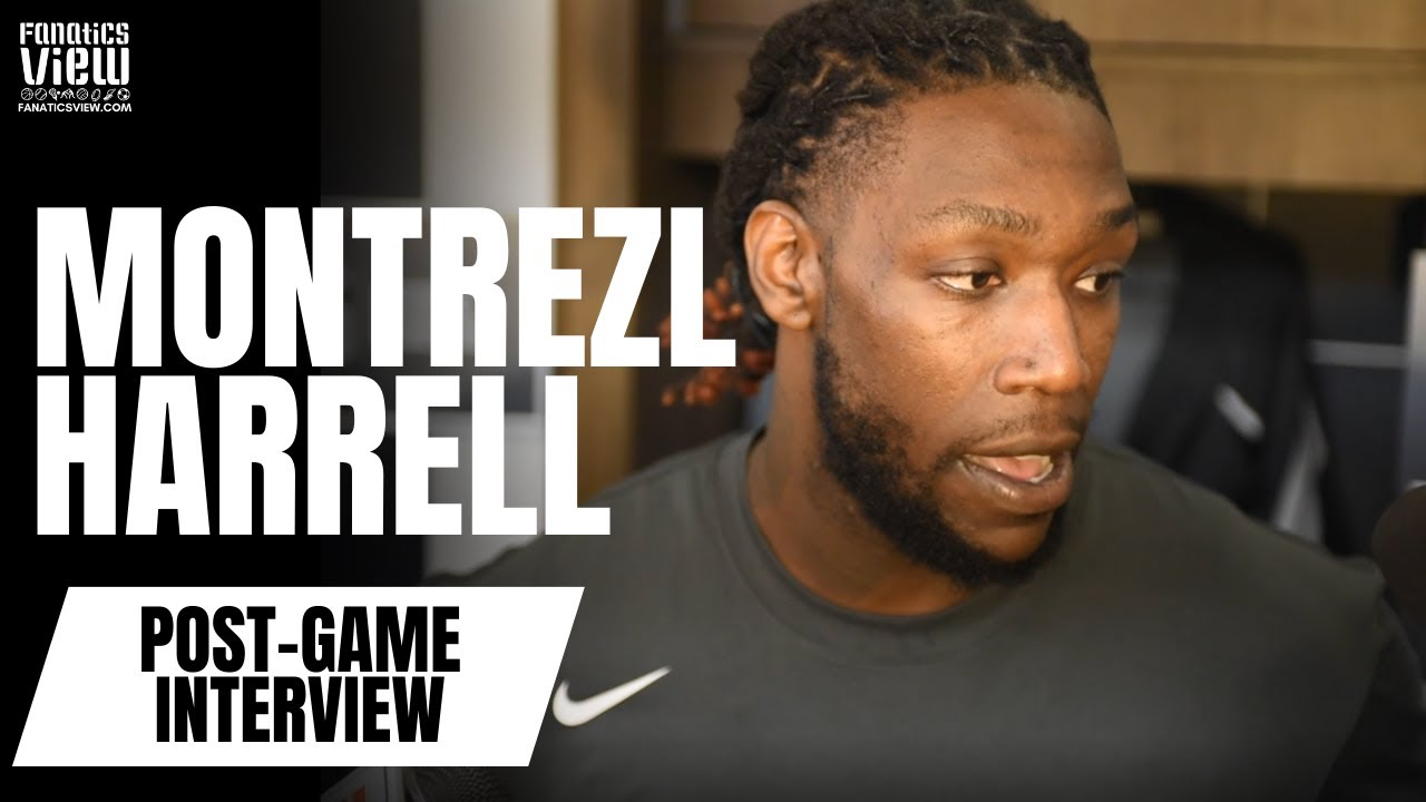 Montrezl Harrell Confident in LA Clippers depth ahead of Road Trip