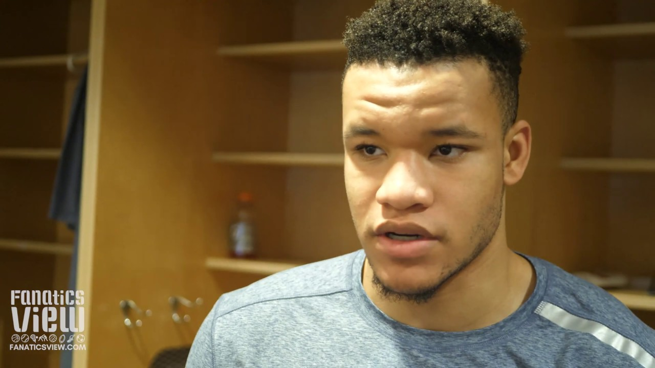 New York Knicks' Kevin Knox talks Luka Doncic, Carmelo Anthony Still Unsigned And Knicks Season Goals
