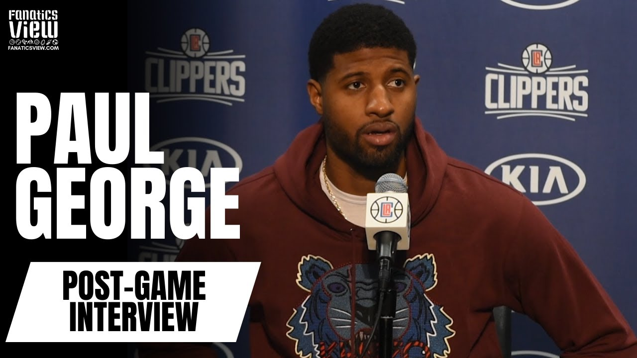 Paul George says Luka Doncic is