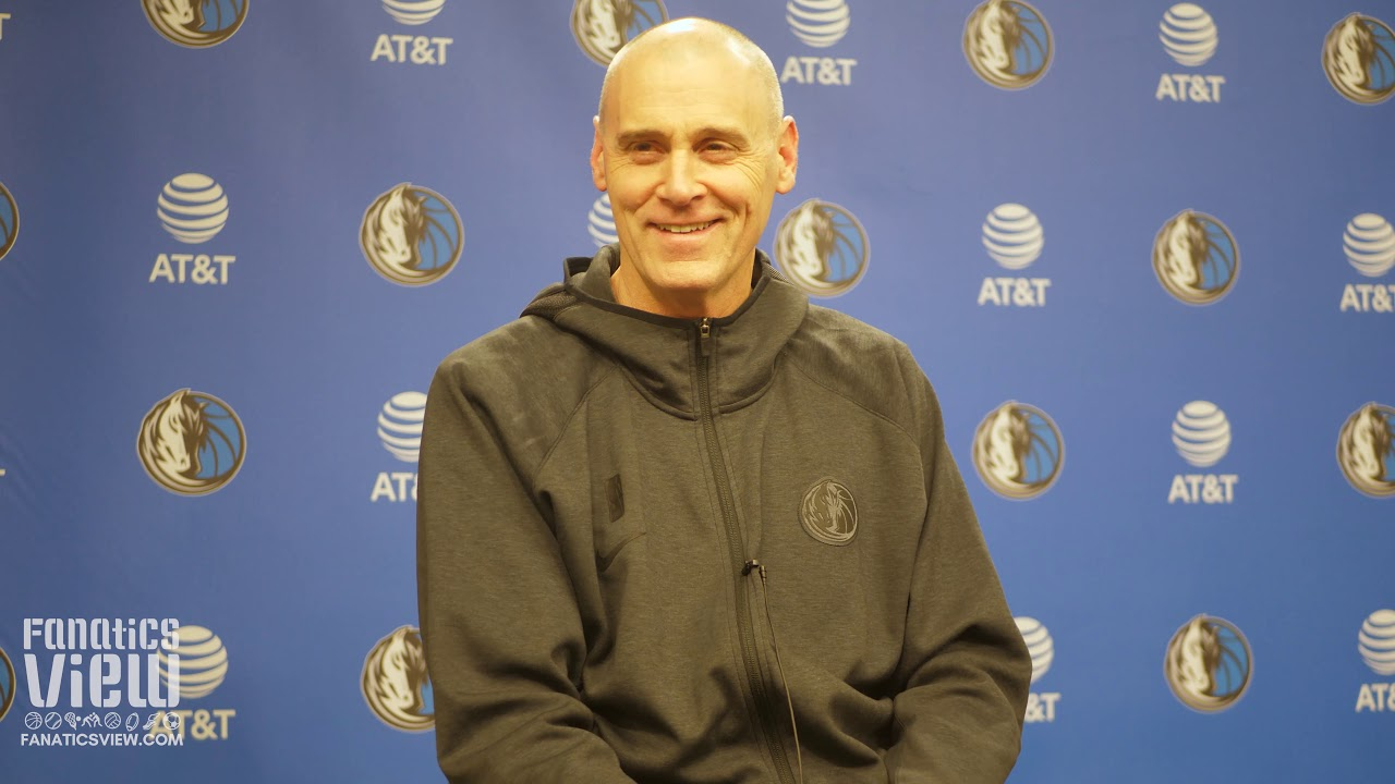 Rick Carlisle Speaks About Luka/Kristaps Chemistry, Toronto Raptors & Much More