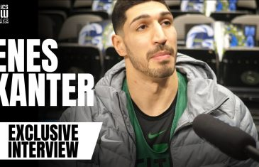 "Enes Kanter says Hedo Turkoglu is a ""Lap Dog"" & Updates Turkey Situation"