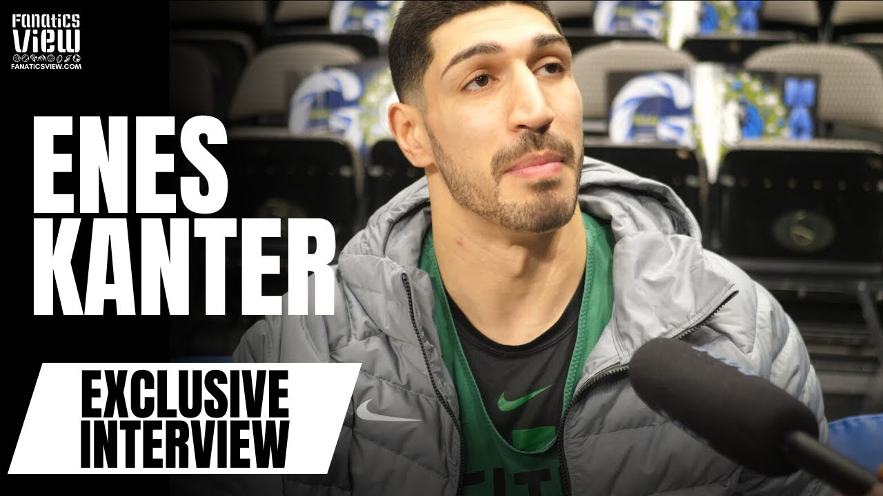 Enes Kanter says Hedo Turkoglu is a