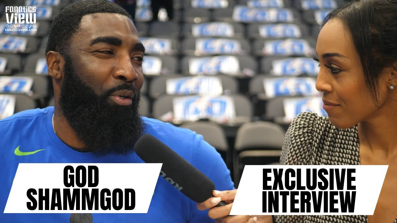 God Shammgod on Coaching Luka Doncic, New York being 'The Mecca', Jay-Z's Birthday & Jamal Crawford Unsigned