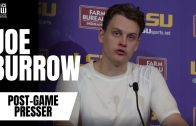 "Joe Burrow on Final LSU Home Game: ""I'm Going To Miss It With All My Heart"""