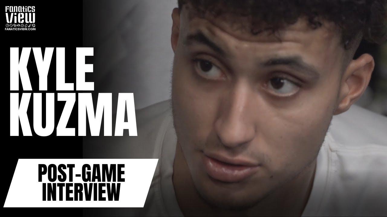 Kyle Kuzma on Luka Doncic: