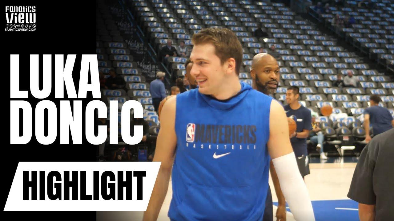 Luka Doncic Gets Trash Talk + Tough Love from Dallas Mavs Coaches & JJ Barea!