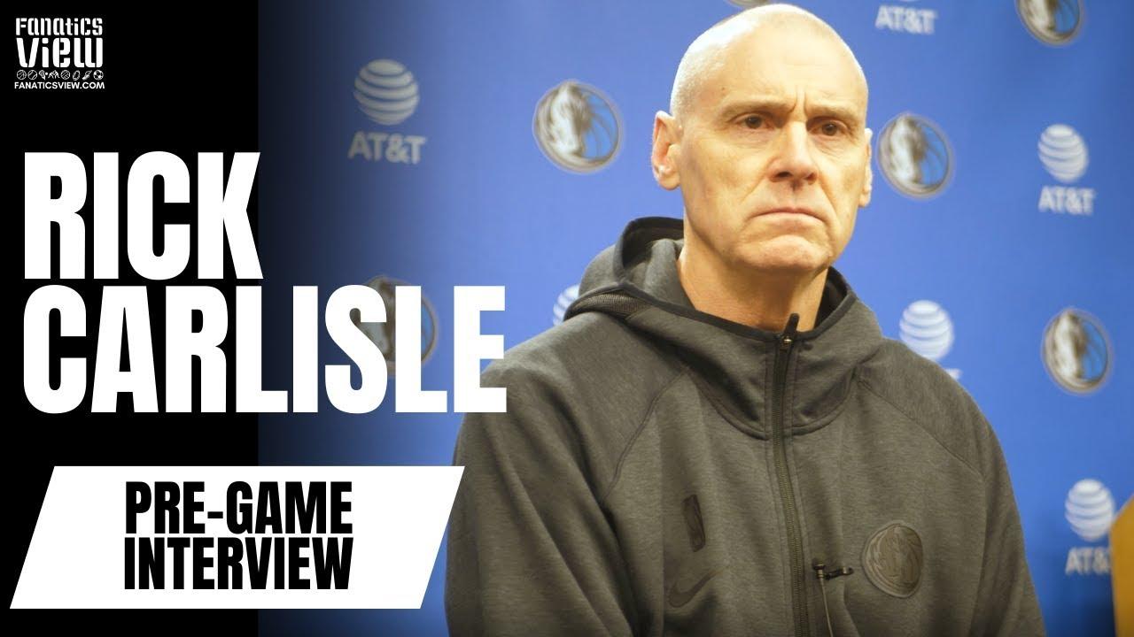 Rick Carlisle SOUNDS OFF on Knicks Firing Fizdale: