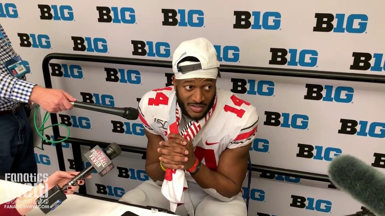 Buckeyes receiver K.J. Hill says He Secured His Legacy By Return to Ohio State