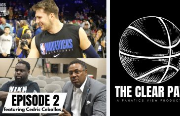 Cedric Ceballos Sheds Light on Luka Doncic's Impact on the NBA on the Clear Path Podcast