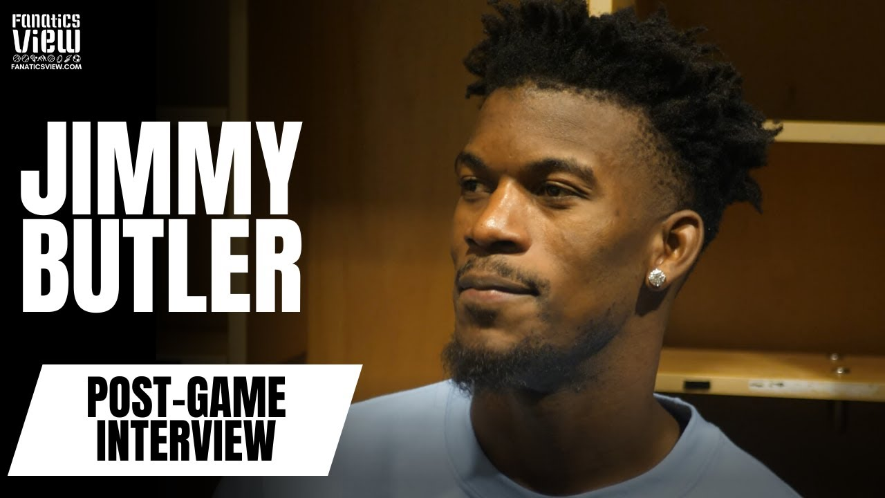 Jimmy Butler Reveals He Would