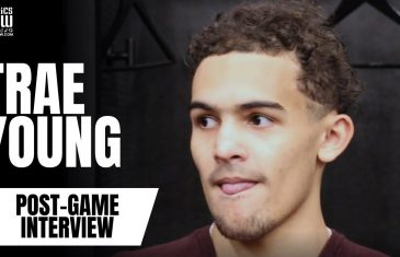 Trae Young says He Let Atlanta Hawks Down in Tough Loss to the Indiana Pacers