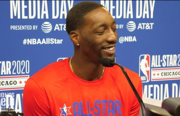 """Bam Adebayo says Miami Feels """"Like Home Now"""" & Reflects on Journey to Becoming an NBA All-Star"""