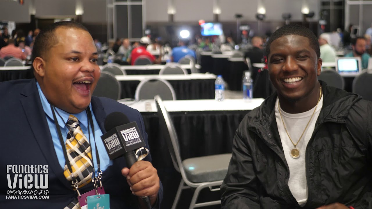 Devin Singletary says Josh Allen Could Be a Top 5 Quarterback in the NFL in 2020