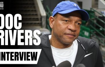 "Doc Rivers says Luka Doncic ""Absolutely"" Deserves MVP Consideration"