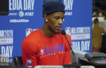 """Jimmy Butler on Embracing a """"Villan"""" Role in the NBA"""