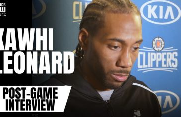 Kawhi Leonard Reveals How to Slow Down Luka Doncic & the Dallas Mavericks