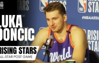 Luka Doncic Not Impressed by Stats & Answers Chicago's Trash Talk