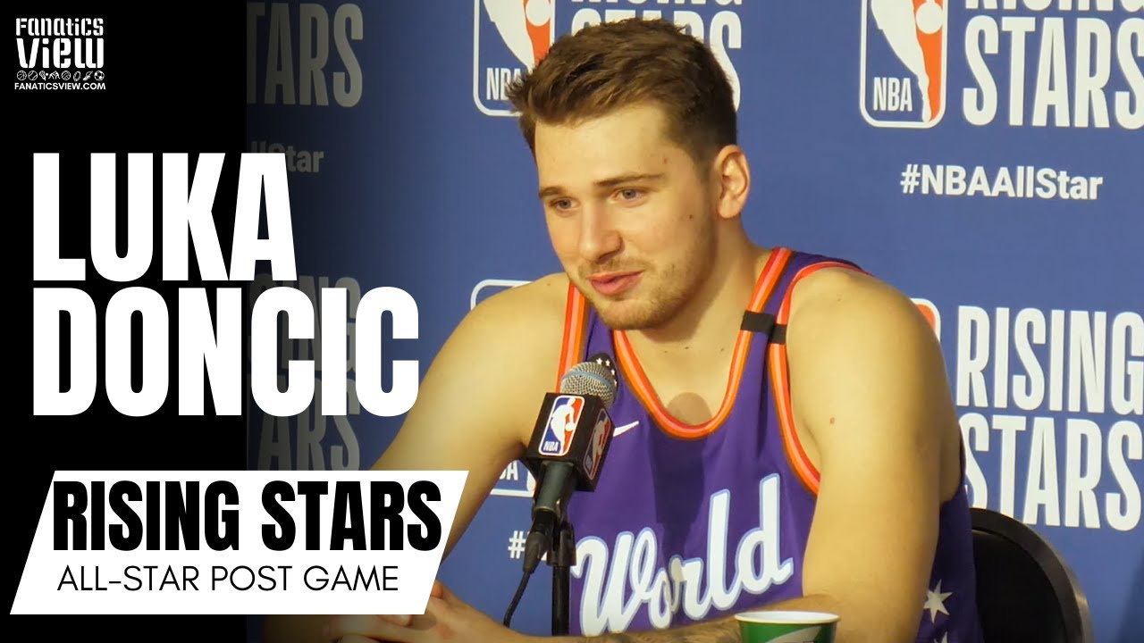 Luka Doncic says President Obama Told Him Not to Shoot Like Jason Kidd at NBA All-Star