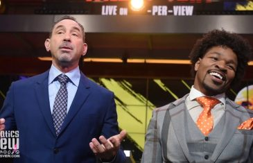 "Shawn Porter says Anthony Joshua is ""Not Explosive"" Like Deontay Wilder & Tyson Fury"