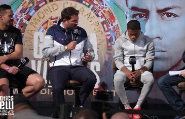 Eddie Hearn '100% sure' Anthony Joshua vs. Tyson Fury will get made