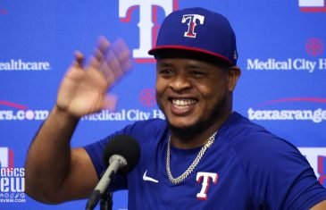 Edinson Volquez determined to prove 'he can still pitch.'