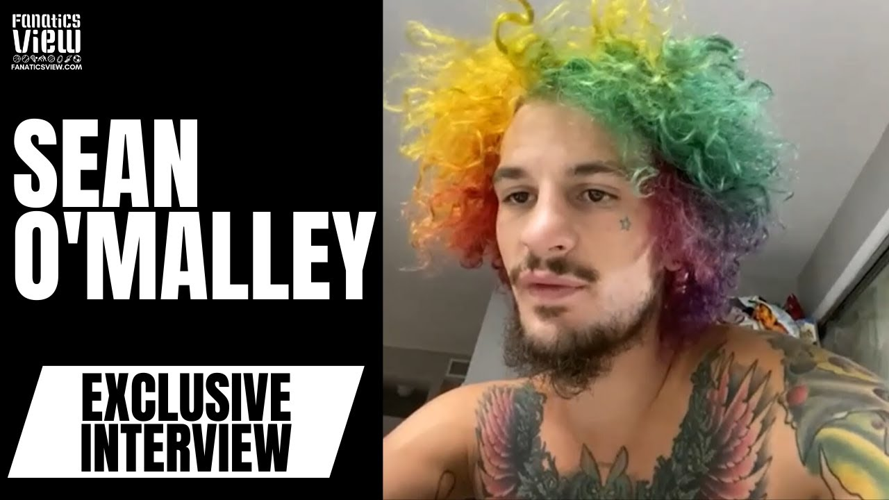 Sean O'Malley envisions his rise to stardom in the UFC (FV Exclusive)