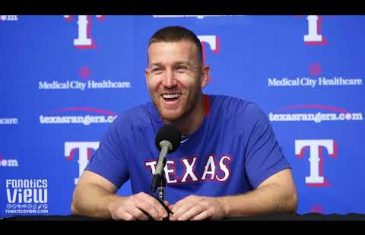 "Todd Frazier Details Why You Shouldn't Discount the Rangers Offense: ""We Got Some Bashers"""