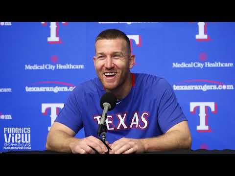 Todd Frazier Details Why You Shouldn't Discount the Rangers Offense: