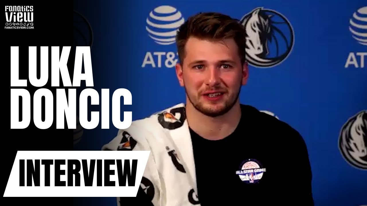 Luka Doncic talks Michael Jordan's 'Last Dance',