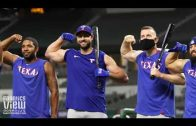 Texas Rangers Hold Home Run Derby – Joey Gallo, Todd Frazier & Rougned Odor Smack Bombs!