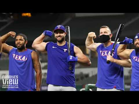Texas Rangers Hold Home Run Derby - Joey Gallo, Todd Frazier & Rougned Odor Smack Bombs!