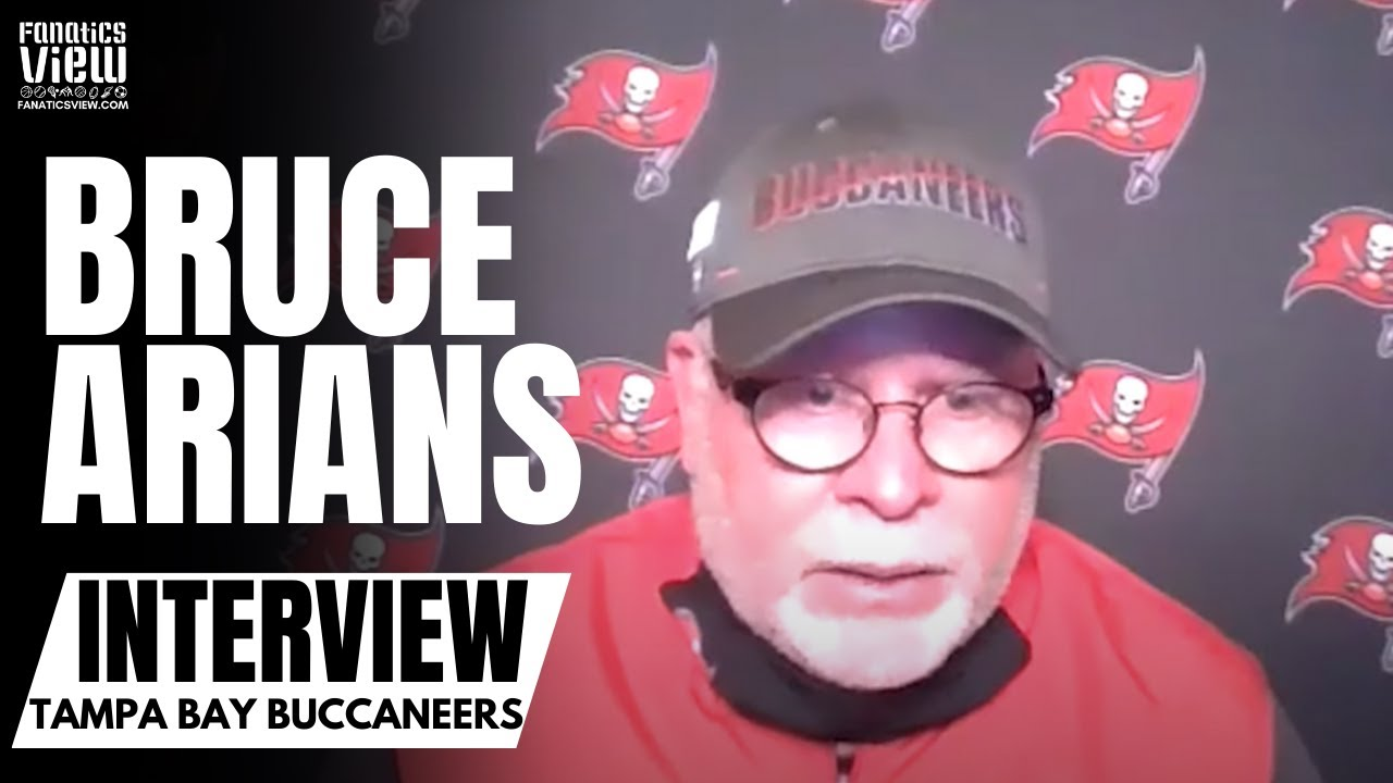 Bruce Arians Gives His Assessment of Tom Brady's First Game in Tampa & Bucs Loss to New Orleans